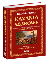 Kazania Sejmowe - Piotr Skarga | mała okładka