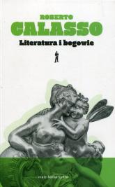 Literatura i bogowie - Roberto Calasso | mała okładka