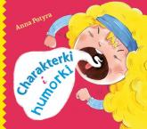 Charakterki i humorki - Anna Potyra | mała okładka