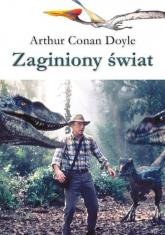Zaginiony świat - Doyle Arthur Conan   mała okładka