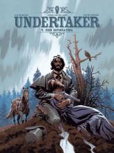 Undertaker 4 Cień Hipokratesa - Meyer Ralph, Delabie Caroline, Dorison Xavier | mała okładka