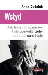 Wstyd - Anna Dodziuk | mała okładka