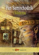 Pan Samochodzik i Winnetou - Zbigniew Nienacki | mała okładka