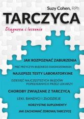 Tarczyca Diagnoza i leczenie - Suzy Cohen | mała okładka