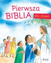 Pierwsza Biblia dla dzieci - Wright Ann, Endersby Frank | mała okładka