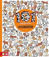 Znajdź szczegóły! 101 Zagubionych szczeniaków - Natalia Galuchowska | mała okładka
