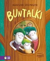 Buntalki - Agnieszka Stelmaszyk | mała okładka