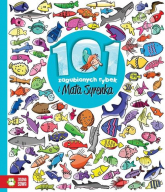 Znajdź szczegóły 101 zagubionych rybek i Mała Syrenka - Natalia Galuchowska | mała okładka