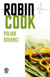 Polisa śmierci - Robin Cook | mała okładka