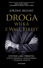 Droga Wilka z Wall Street - Jordan Belfort | mała okładka