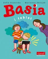 Basia i tablet - Zofia Stanecka | mała okładka