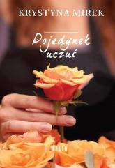 Pojedynek uczuć - Krystyna Mirek | mała okładka