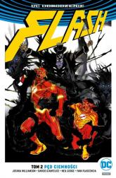 Flash Tom 2 Pęd ciemności - Williamson Joshua, Gianfelice Davide, Googe N | mała okładka