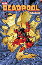 Deadpool Classic Tom 4 - Kelly Joe, Felder James, Harris Steve, McDani | mała okładka