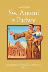 Św. Antoni z Padwy - Andre Melaud | mała okładka