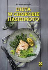 Dieta w chorobie Hashimoto - Agata Lewandowska | mała okładka