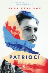 Patrioci - Sana Krasikov | mała okładka