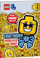 Lego Iconic Emotikony podbijają świat -  | mała okładka