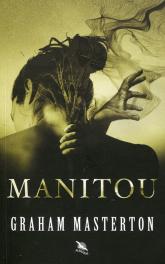 Manitou - Graham Masterton | mała okładka