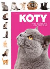 Koty Atlas ras -  | mała okładka