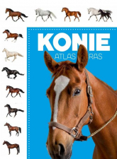 Atlas ras Konie -  | mała okładka