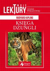 Księga dżungli - Rudyard Kipling | mała okładka