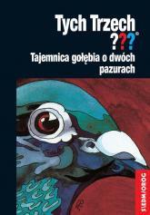 Tajemnica gołębia o dwóch pazurach - Andy Chandler   mała okładka