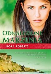 Odnalezione marzenia - Nora Roberts | mała okładka