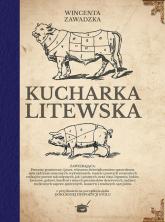 Kucharka litewska - Wincentyna Zawadzka | mała okładka