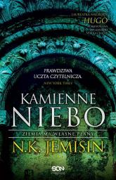 Kamienne niebo Ziemia ma własne plany - N.K. Jemisin   mała okładka