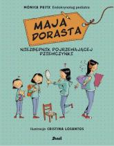 Maja dorasta - Monica Peitx | mała okładka