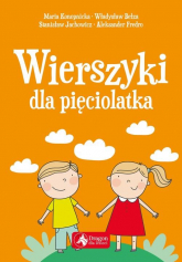 Wierszyki dla pięciolatka - Bełza Władysław, Ostrowska Bronisława, Jachow | mała okładka
