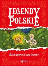Legendy polskie - zbiorowe opracowanie | mała okładka