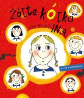 Żółte kółka Mam na imię Inna - Eliza Piotrowska | mała okładka