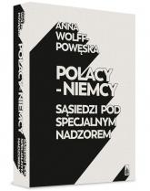 Polacy - Niemcy - Anna Wolff-Powęska | mała okładka