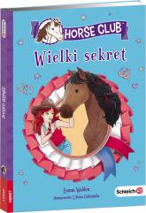 Horse Club Wielki sekret LBWS-401 - Emma Walden   mała okładka