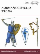 Normański rycerz 950-1204 - Christopher Gravett | mała okładka