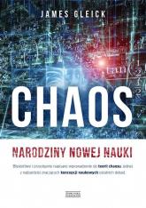 Chaos Narodziny nowej nauki - James Gleick | mała okładka