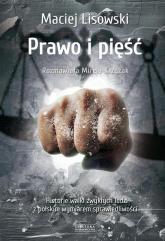 Prawo i pięść - Maciej Lisowski | mała okładka