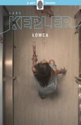 Łowca - Lars Kepler | mała okładka