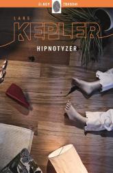 Hipnotyzer - Lars Kepler | mała okładka