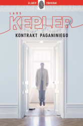 Kontrakt Paganiniego - Lars Kepler | mała okładka