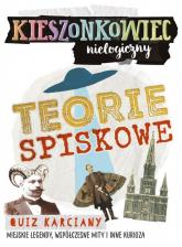 Kieszonkowiec nielogiczny Teorie spiskowe - Marcin Napiórkowski | mała okładka