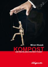 Kompost obywatelsko-polityczny - Miron Kłusak | mała okładka