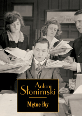 Mętne łby - Antoni Słonimski | mała okładka