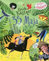 35 Maja Książka z audiobookiem - Erich Kastner | mała okładka