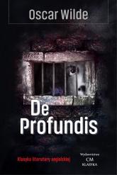 De profundis - Oscar Wilde | mała okładka