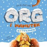 Org i Mamutek Spotkanie - Jurek Zielonka   mała okładka
