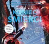 Koniec śmierci Wspomnienie o przeszłości Ziemi 3 - Cixin Liu | mała okładka