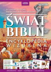 Świat Biblii Encyklopedia wizualna Encyklopedie wizualne OldSchool -  | mała okładka